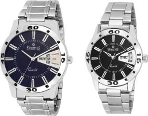 Swisstyle SS-8416-CMB2 Analog Watch  - For Men & Women