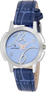 Adixion 9425SL04 New Leather Strap Ladies watch Analog Watch  - For Women