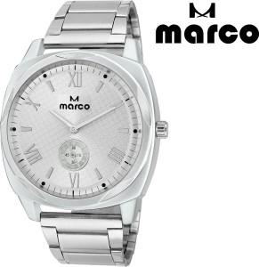 Marco chronograph mr-gr 2003-slv-ch Analog Watch  - For Men