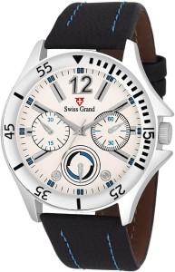Swiss Grand SG-1024 Grand Analog Watch  - For Men