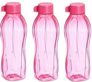 Tupperware Tupperware Water Bottle 500ml Pink 500 ml Bottle