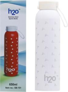 H2O Sports 650 ml Water Bottle