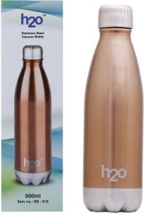 H2O Vaccum 500 ml Water Bottle