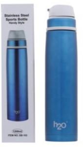 H2O Sports 1200 ml Water Bottle