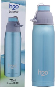 H2O Vaccum 750 ml Water Bottle