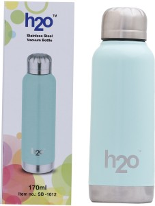 H2O Vaccum 170 ml Water Bottle