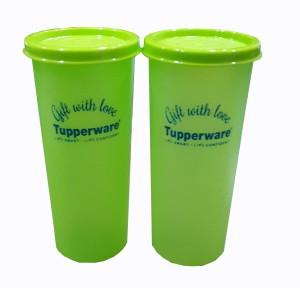 Tupperware Green Tumbler 300 ml Bottle