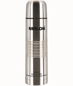 d5e331c98c5 NIRLON Stainless Steel Vaccumn Flask 350 ml Water Bottle Set of 1 ...