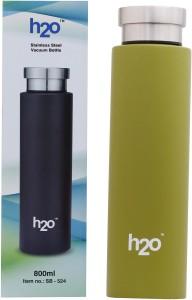 H2O Vaccum 800 ml Water Bottle