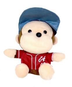 Shrih HD 10M Camera Plush Monkey In Red Tshirt USB  Webcam