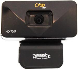 Zebronics Crisp HD Webcam