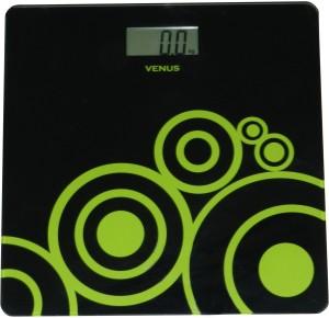 36085d72d5 Venus Eps 1898 Black Glass Digital Weighing Scale Black Best Price ...
