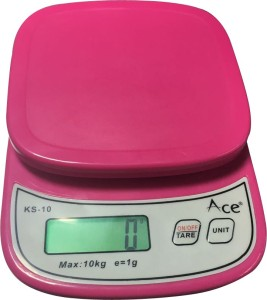 Ordinaire Ace Digital Kitchen 10 Kg 1 Gm Weighing Scale