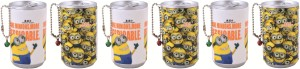 SN Toy Zone Minion Wet Wipes(Pack of 6)