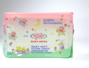 Camera Baby Corporation Wet Wipes