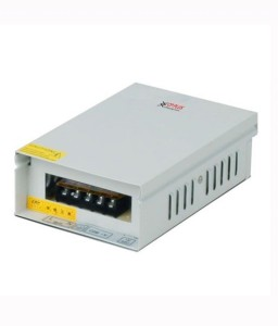 CP Plus 4 CHANNEL POWER SUPPLY FOR CCTV CAMERAS Worldwide Adaptor