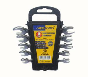 Mech Tools MT18010 Double Sided Open End Wrench Set