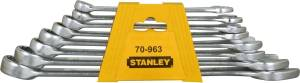 Stanley 70-963 Double Sided Combination Wrench Set