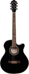 Kadence KAD-BLK Acoustic Guitar