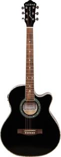 Kadence KAD-BLK-EQ-C Acoustic Guitar