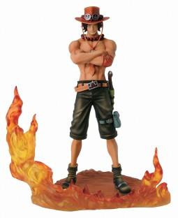 Banpresto One Piece 6.7-Inch Monkey D Luffy Figure A Jeans Freak Series