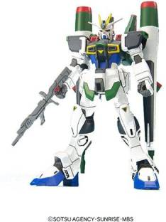 Bandai Gundam Seed Destiny Blast Impulse Gundam 1/144 Scale Kit