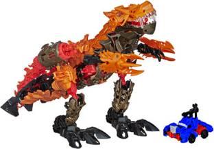 Funskool Transformers Prime Beast Hunters Optimus Prime Autobot