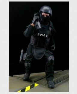 """1 x New 1//6 iPhone Black Mobile For 12/"""" Action Figure SWAT Soldiers Barbie Doll"""