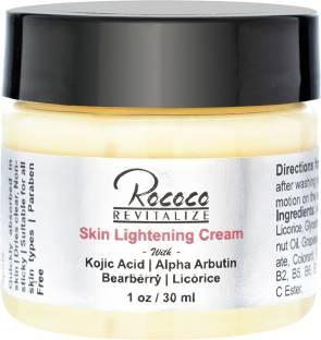 Cosderma Arbutin Skin Whitening Cream with Vitamin C & kojic Acid