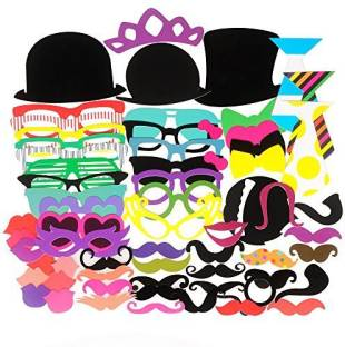 Partyprops 27pcs Photo Booth Props for wedding ,engagement