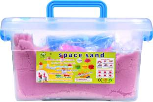 Do it yourself kits toys buy do it yourself kits toys online at the untold stores 2kg pink kinetic sand solutioingenieria Image collections