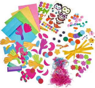 Simba ART & FUN CREATE YOUR PAPER PUPPETS