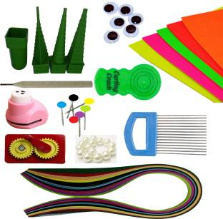 Do it yourself kits toys buy do it yourself kits toys online at hrinkar high quality all in one quilling kits crftkt04 solutioingenieria Image collections