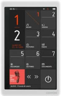 Cowon X9 2 GB MP4 Player