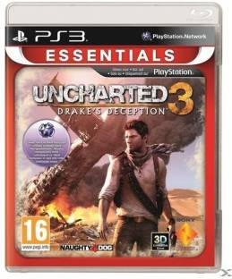 Uncharted 3 Drake S Deception Essentials Price In India Buy