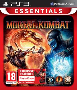 Essentials Mortal Kombat (Games, PS3)