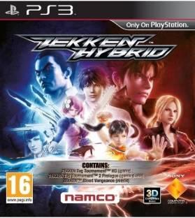 Tekken Hybrid HD