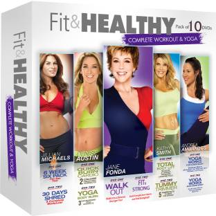 Fit &Amp; Healthy-Complete Workout &Amp; Yoga