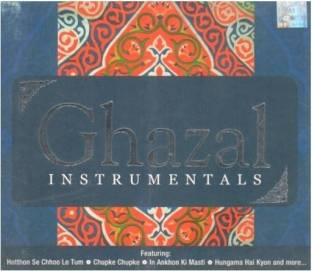 Best Ghazals - Various Music Audio CD - Price In India  Buy
