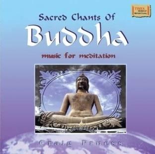 Divine Chants Of Buddha (Buddham Sharnam Gachhami) Music Audio CD