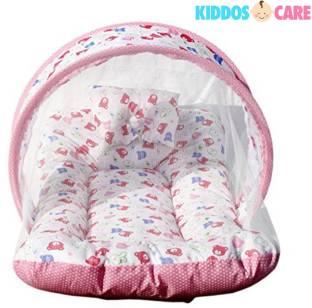 KiddosCare Toddler Mattress Convertible Strawberry