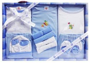 Baby care combos store buy baby care combos online at best mini berry baby gift set 13 pcs negle Images