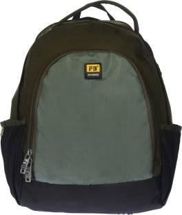 00ada18490b3 FB Fashion SB-526 17 L Small Backpack Green