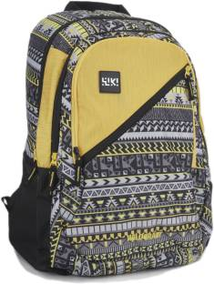 fc9cee259116 Wildcraft Wiki 3 Aztec 3 31 L Backpack Yellow - Price in India ...