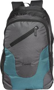 Zwart UDIVO 20 L Medium Laptop Backpack