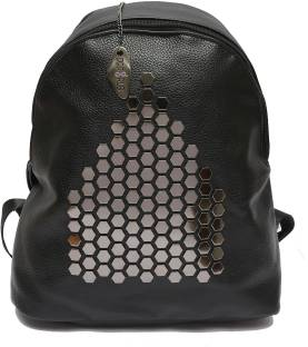 9a15ac9355 Cathy London DESIGNER 8 L Backpack Grey - Price in India