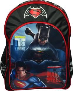Batman vs Superman School Bag