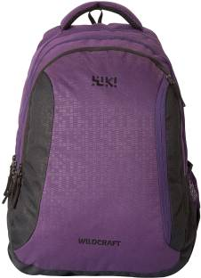 Wiki Bricks 6 Waterproof School Bag
