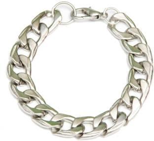 Swank Silver Sterling Silver Kada Price in India - Buy Swank