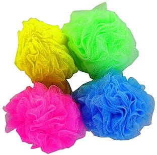 Global Gifts Bathing Loofah Four Piece Set